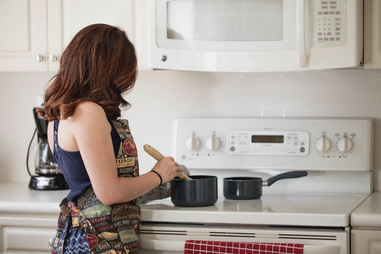 Upracte si v kuchyni